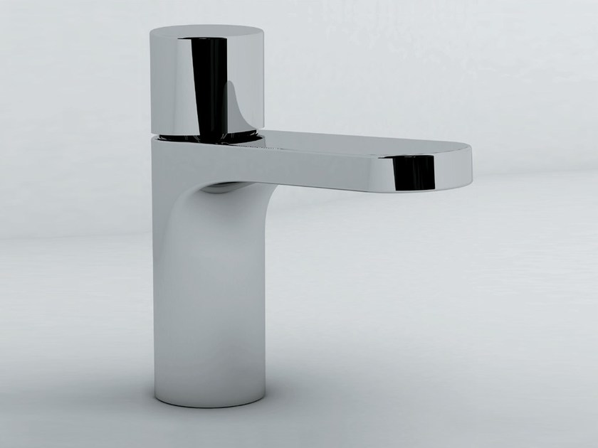 Countertop 1 hole washbasin tap LINEA | 1 hole washbasin tap by AZZURRA sanitari