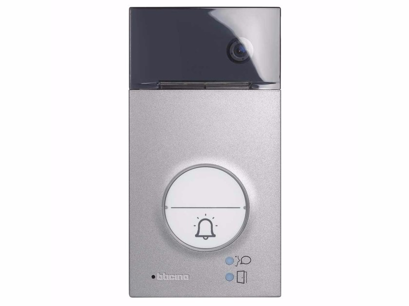 Door entry system and video door entry system LINEA 3000 by BTICINO