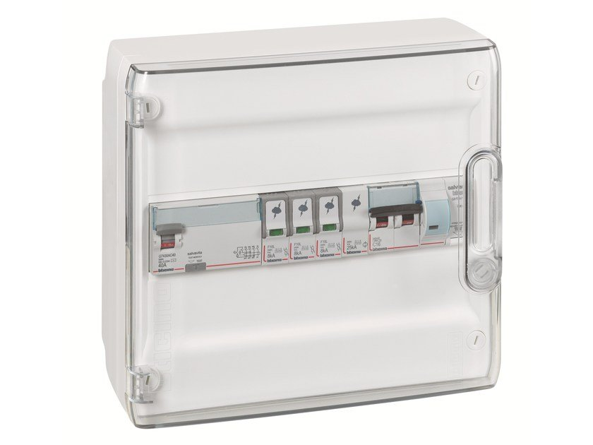 Electrical switchboard LINEA WALL by BTICINO