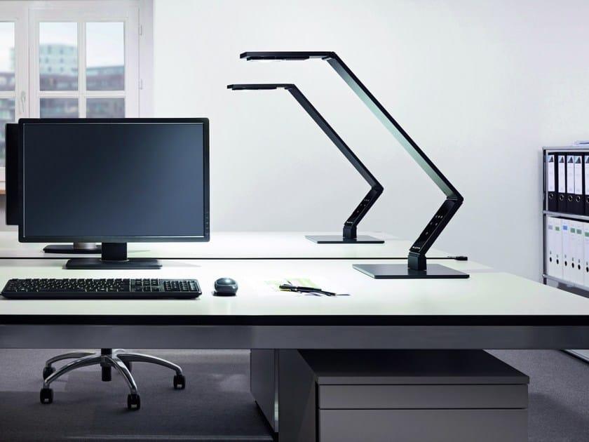 Luctra® Lampada A Orientabile Led Table Tavolo Da Linear qR54L3jA