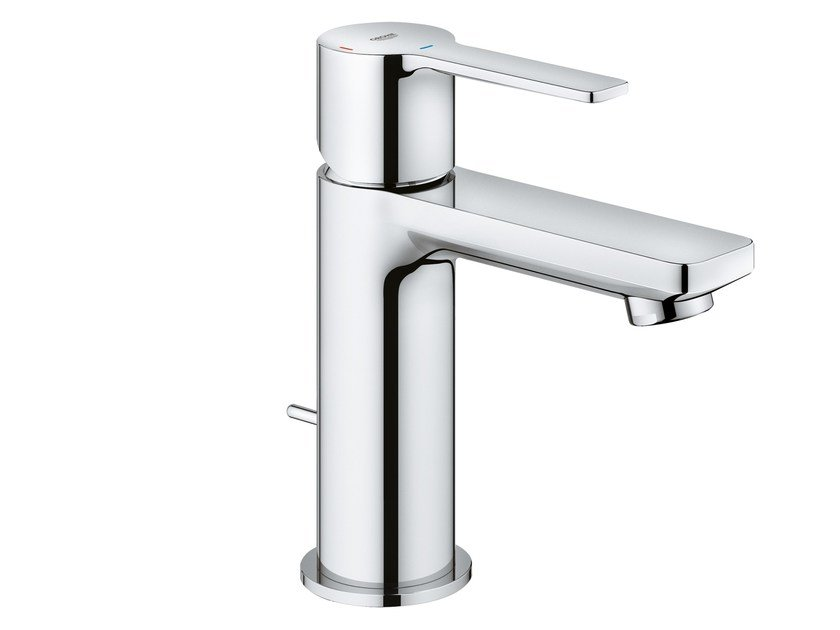 Countertop single handle washbasin mixer LINEARE NEW | Countertop washbasin mixer by Grohe