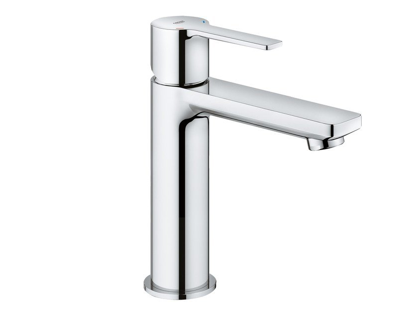 Countertop single handle washbasin mixer LINEARE NEW | Single handle washbasin mixer by Grohe