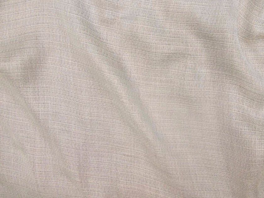 Solid-color Trevira® CS fabric for curtains LINEN LUX by Gancedo