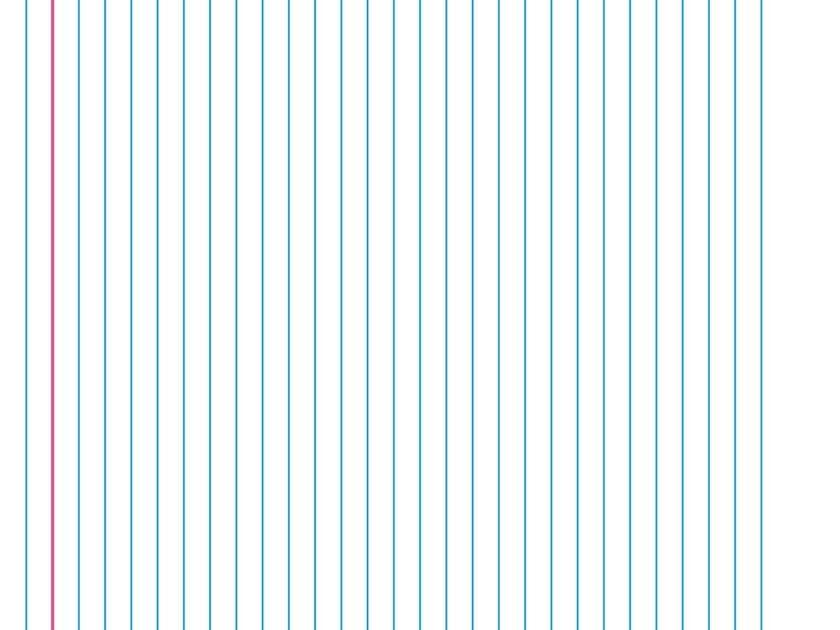Carta da parati geometrica in carta non tessuta LINES #01 by EXTRATAPETE
