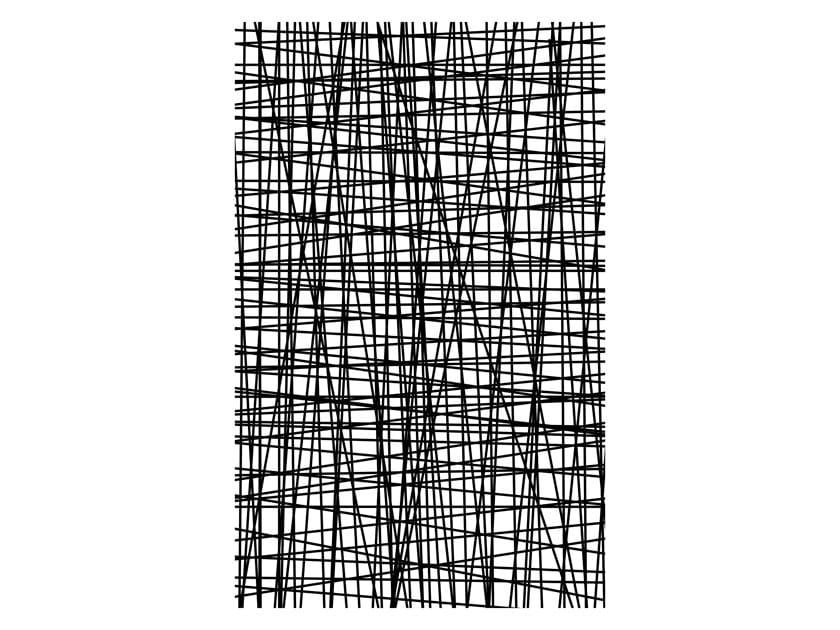 Rectangular outdoor rugs LINES by JOKJOR