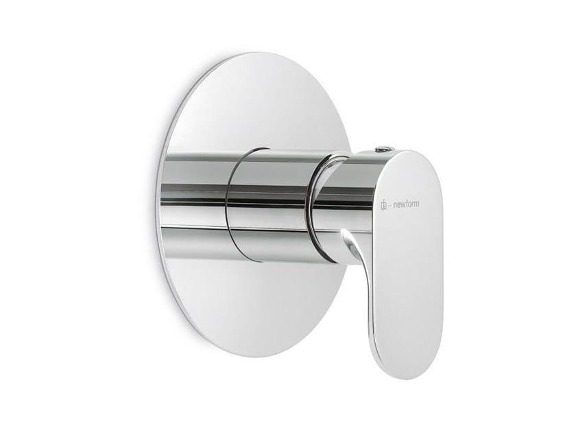 Single handle shower mixer LINFA | Single handle shower mixer by newform
