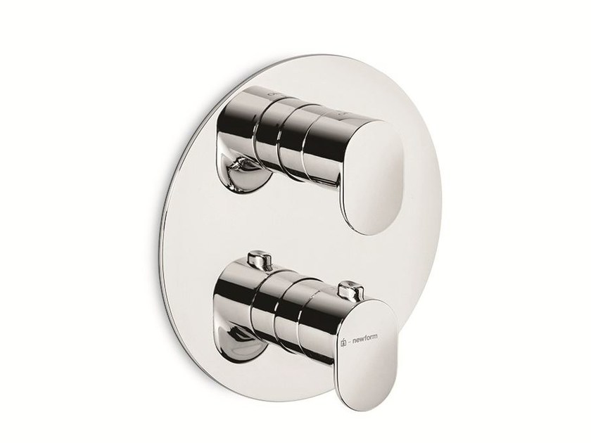 Thermostatic shower mixer LINFA | Thermostatic shower mixer by newform