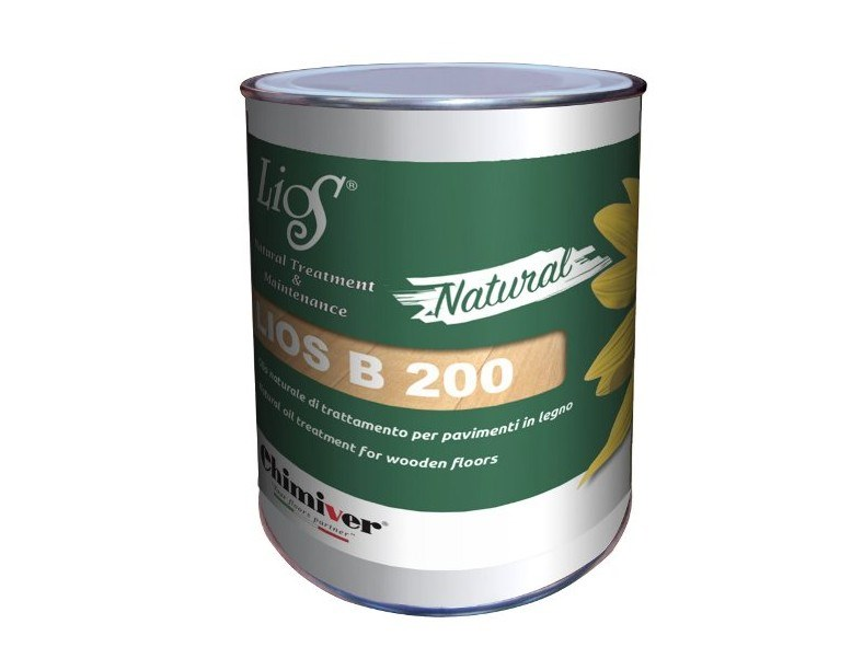 Wood treatment LIOS B 200 NATURAL by Chimiver Panseri