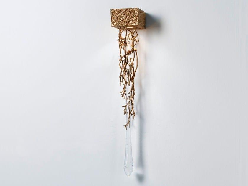 Wall lamp LIQUID | Wall lamp by Serip