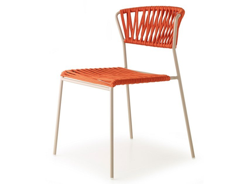 Garden chair LISA FILÒ by SCAB DESIGN