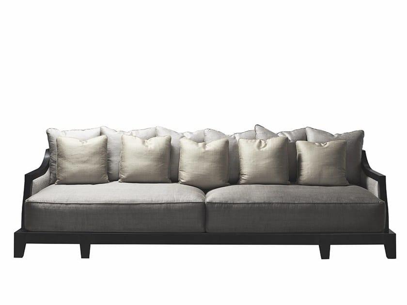 4 seater fabric sofa LISANDRO by Promemoria
