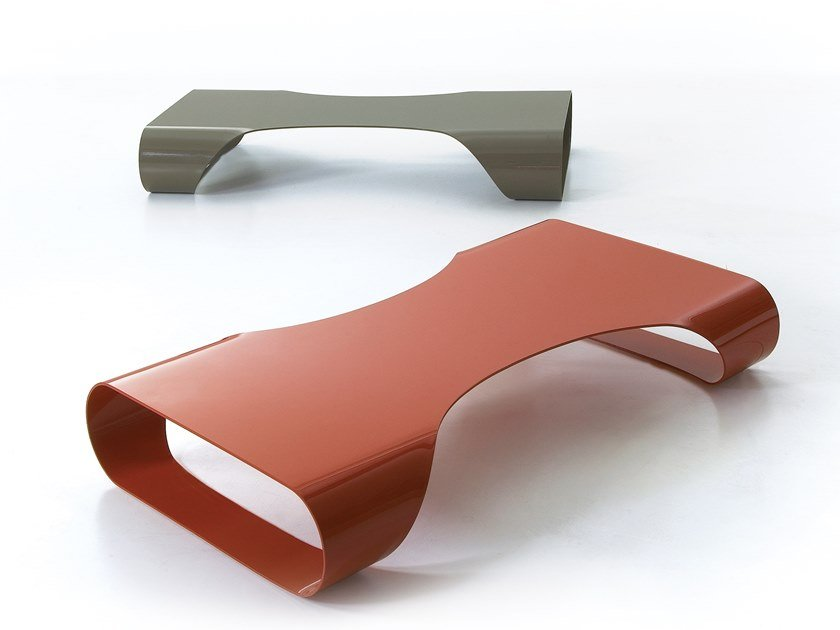 Low plate coffee table LITE by spHaus