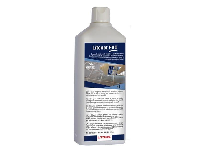 Prodotto per la pulitura delle facciate LITONET EVO by Litokol