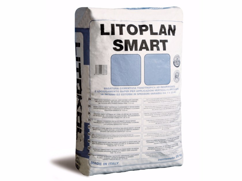Rapid-setting mortar LITOPLAN SMART by Litokol