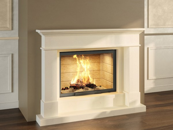 Stone Fireplace Mantel LIVIA by Axis