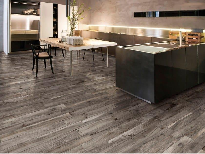 Pavimenti Effetto Legno Tortora : Pavimento in gres porcellanato effetto legno living ceramica rondine