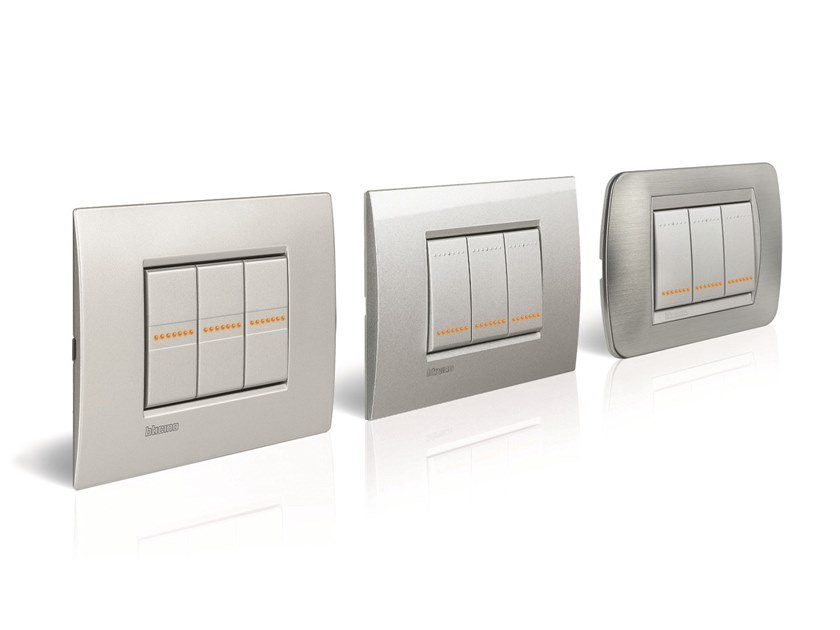 Wiring Accessories Livinglight By Bticino
