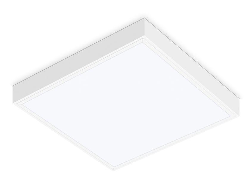 LED ceiling lamp LNS IP LED by INDELAGUE | ROXO Lighting