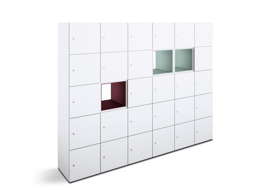 Safe-deposit box LOCKERS | Safe-deposit box by werner works
