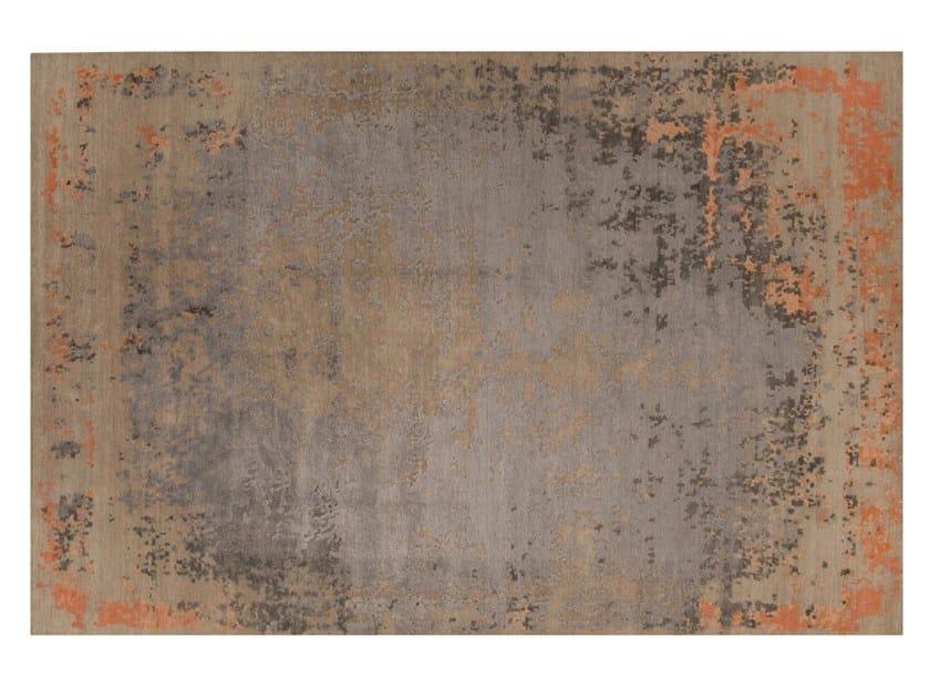 Bamboo silk rug LOFT L222A by Mohebban