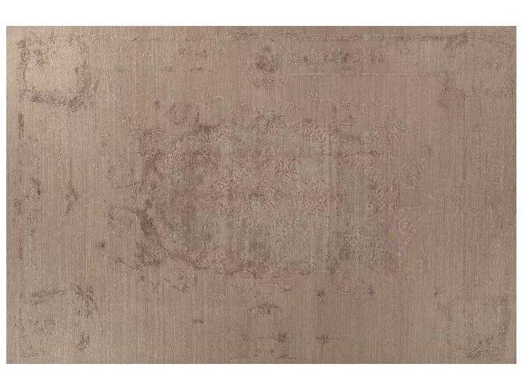 Handmade Bamboo silk rug LOFT S122A by Mohebban