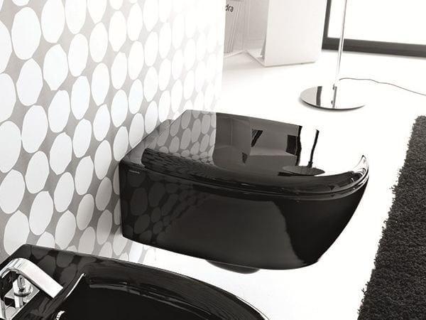 Ceramic toilet LOFT | Wall-hung toilet by Hidra Ceramica