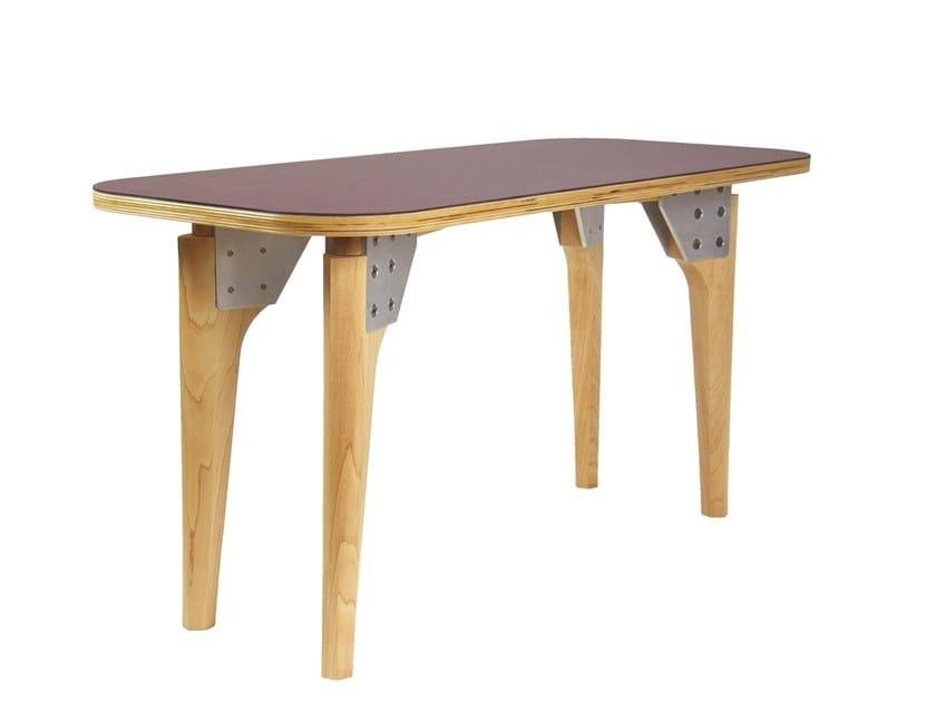 Coffee table LOFTED LEG | Coffee table by KHEM Studios