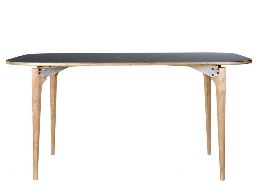 Dining table LOFTED | Table by KHEM Studios