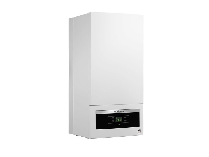 Wall-mounted condensation boiler LOGAMAX PLUS GB062 by BUDERUS