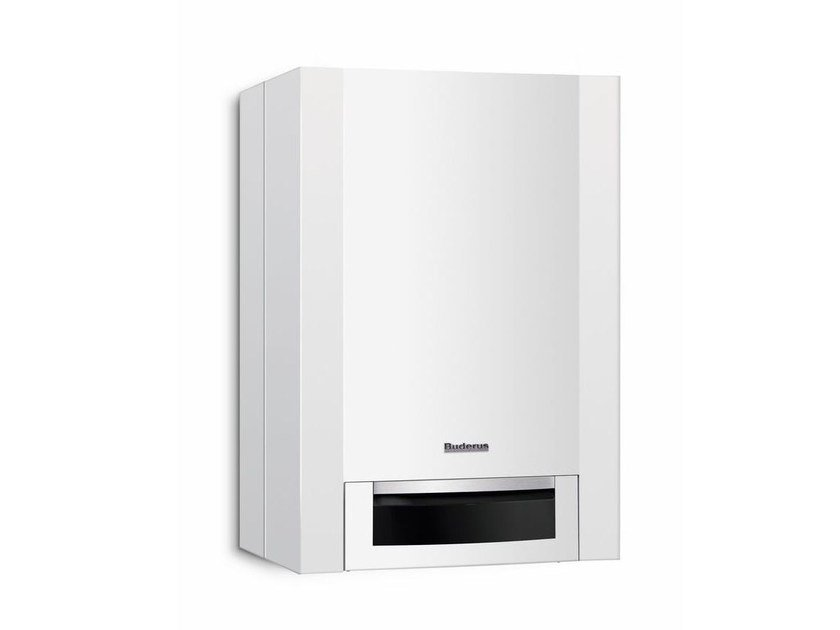 Wall-mounted condensation boiler LOGAMAX PLUS GB172 T50 by BUDERUS