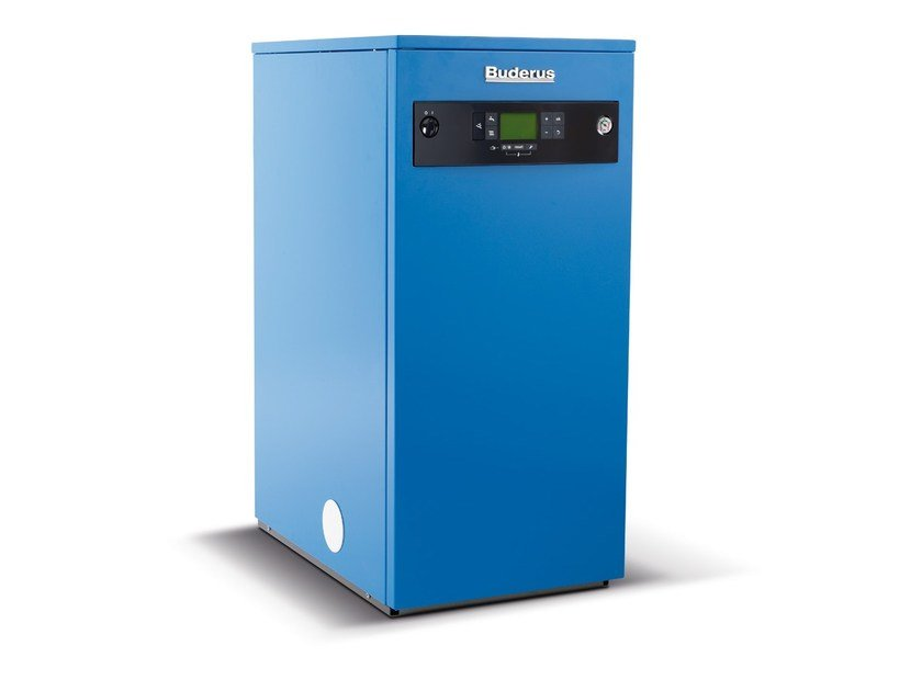 Floor-standing boiler LOGANO PLUS GB105 by BUDERUS