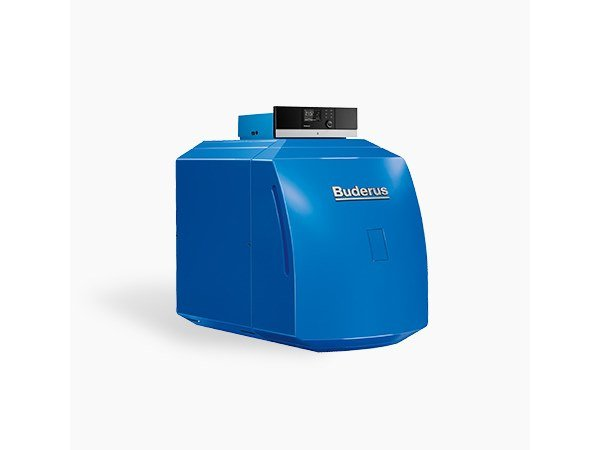 Floor-standing boiler LOGANO PLUS GB125 BE V4 by BUDERUS