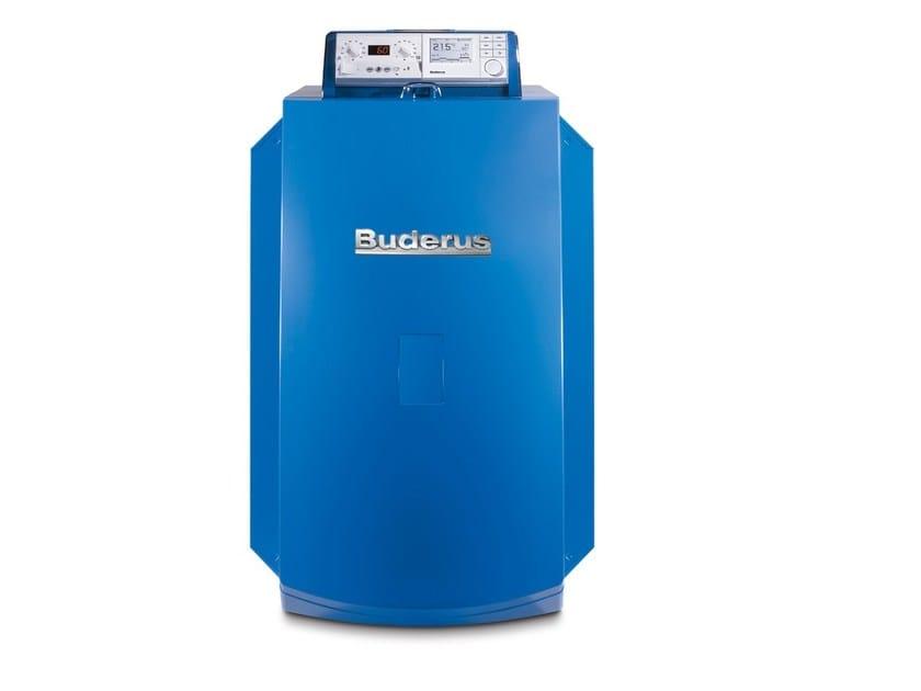 Floor-standing boiler LOGANO PLUS GB225 by BUDERUS
