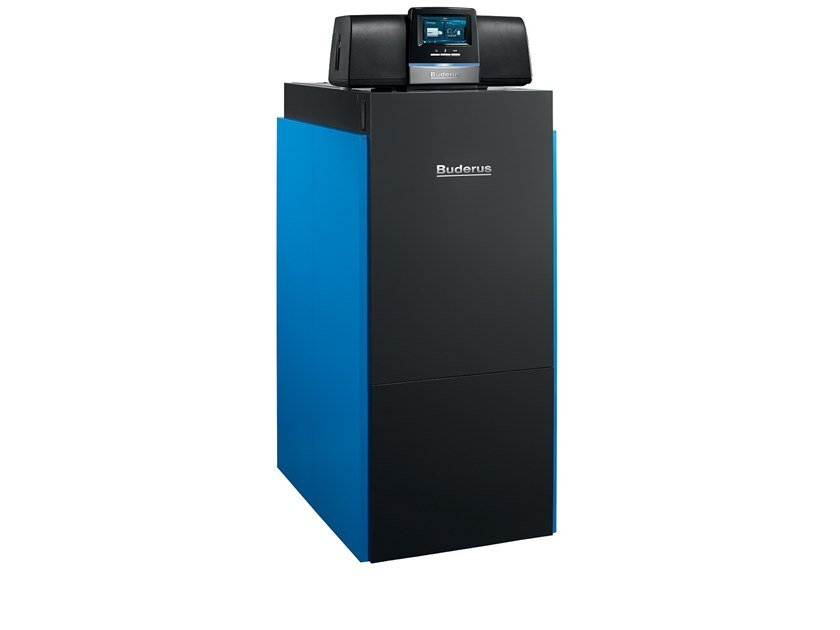 Floor-standing condensation boiler LOGANO PLUS KB372 by BUDERUS
