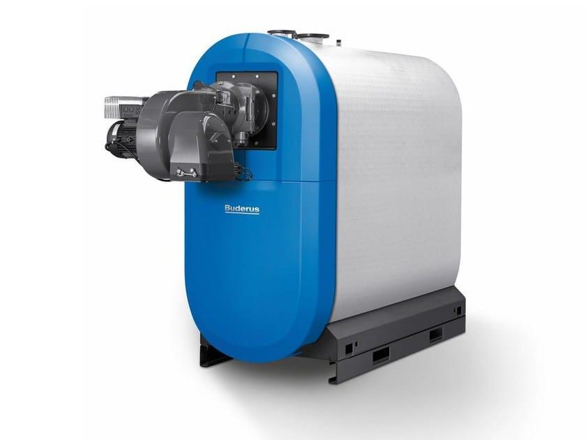 Floor-standing boiler LOGANO PLUS SB745 by BUDERUS