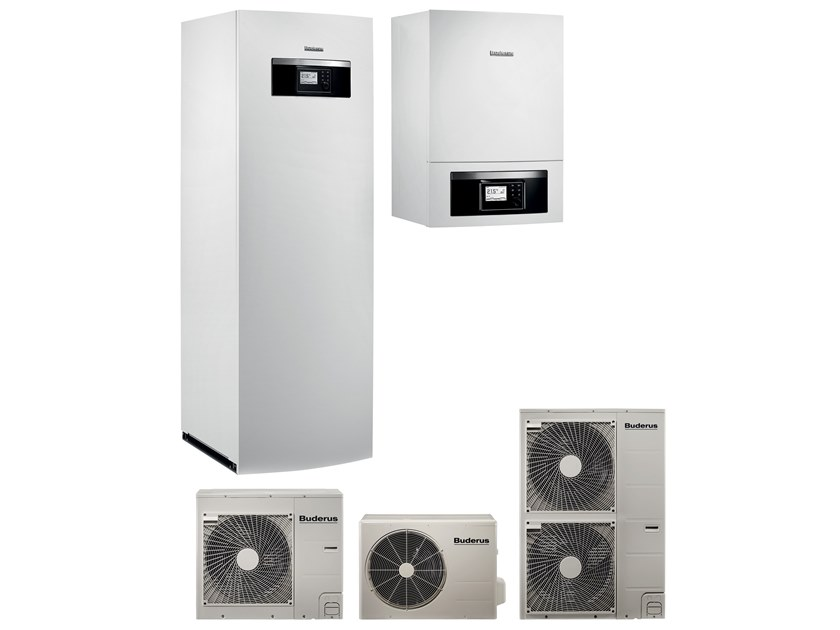Air to water heat pump LOGATHERM WPLS.2 by BUDERUS