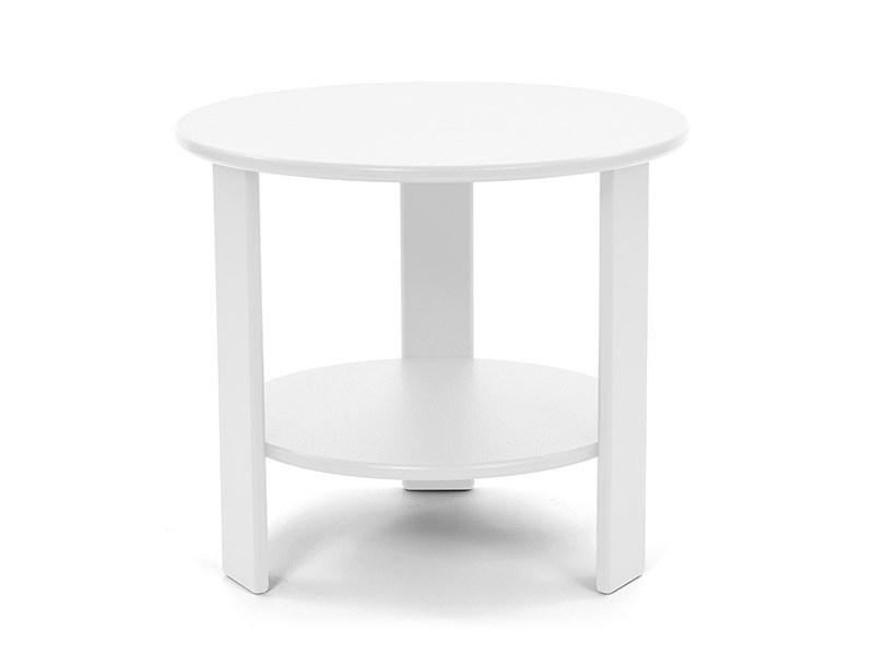 Recycled plastic coffee table LOLLYGAGGER | Garden side table by Loll Designs
