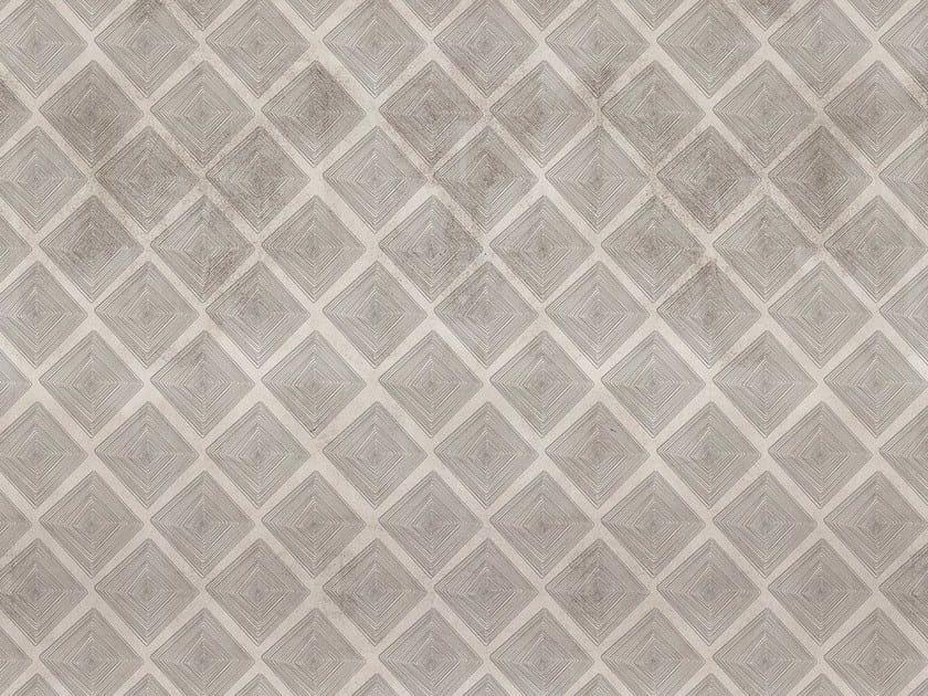 Geometric wallpaper LONDON | Wallpaper by Adriani e Rossi edizioni