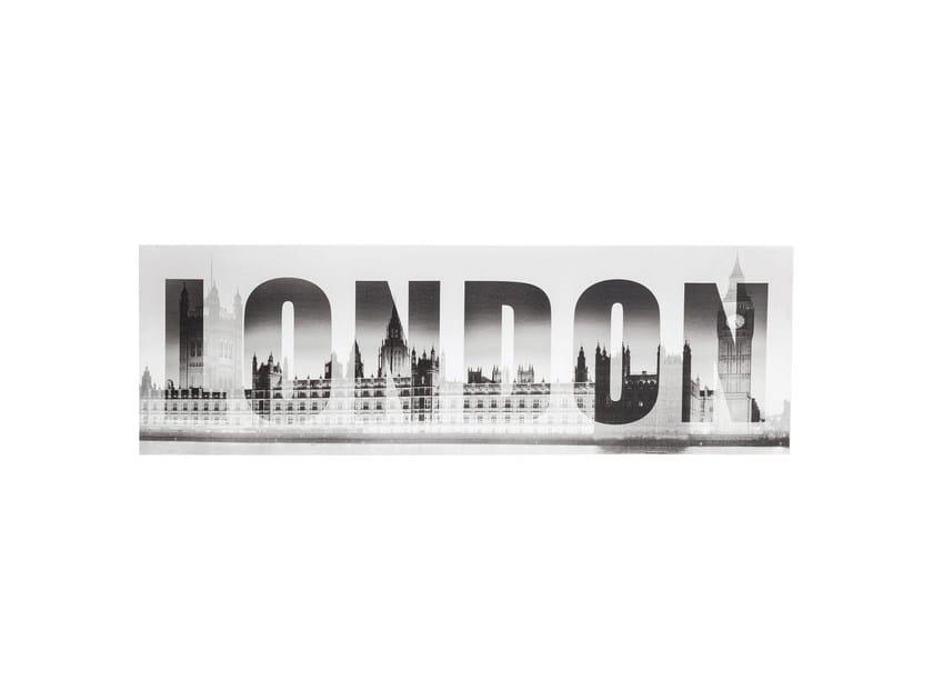 Photographic print LONDON BIG BEN by KARE-DESIGN