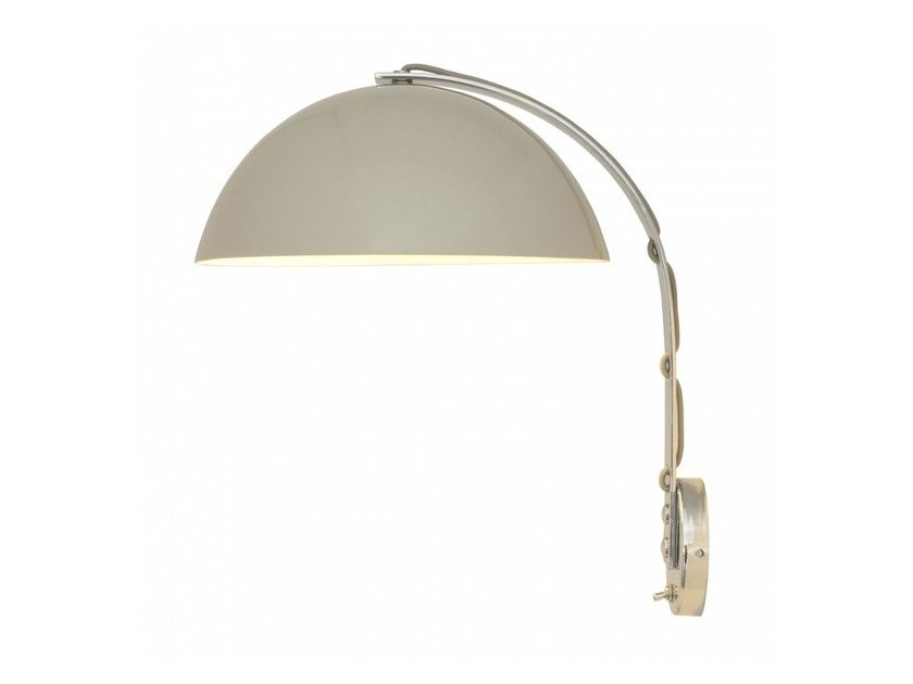 Aluminium wall lamp with fixed arm LONDON | Wall lamp by Original BTC