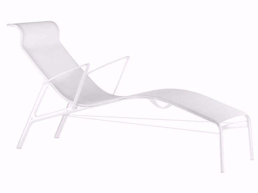 Lounge chair LONGFRAME COLORS - 439_C by Alias