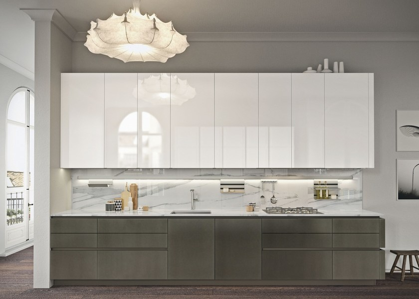 LOOK | Zeilen- Küche By Snaidero Design Michele Marcon