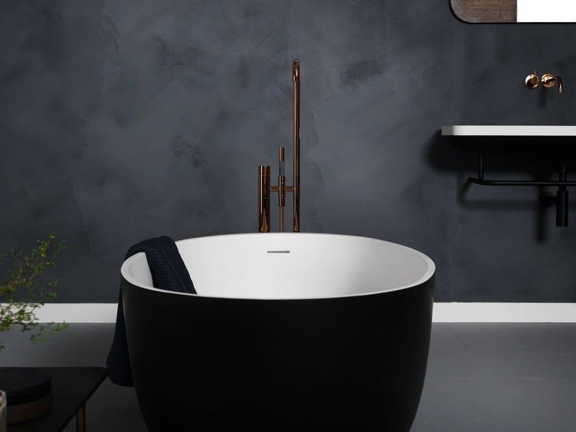 Vasca Da Bagno White : Vasca da bagno centro stanza ovale in cristalplant loop vasca