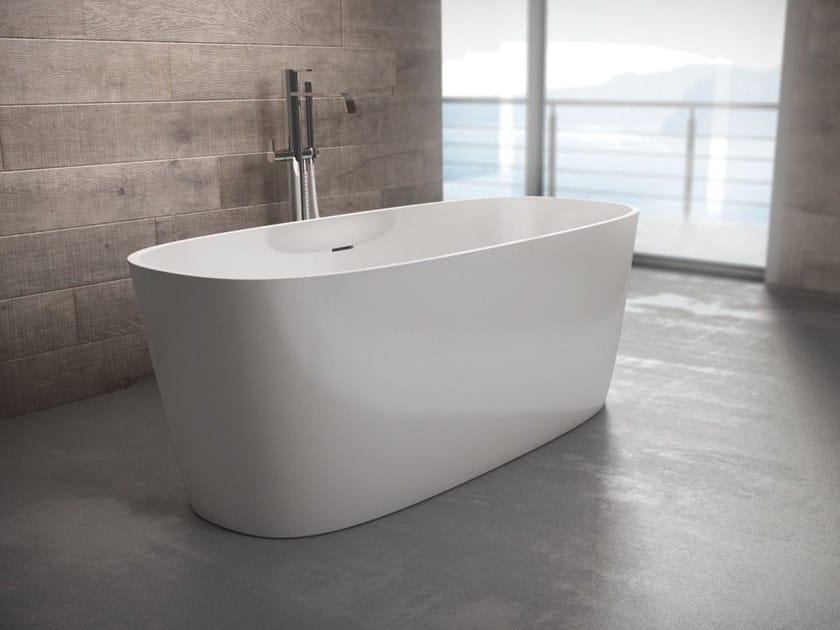Loop vasca da bagno by disenia - Vasca da bagno ovale ...