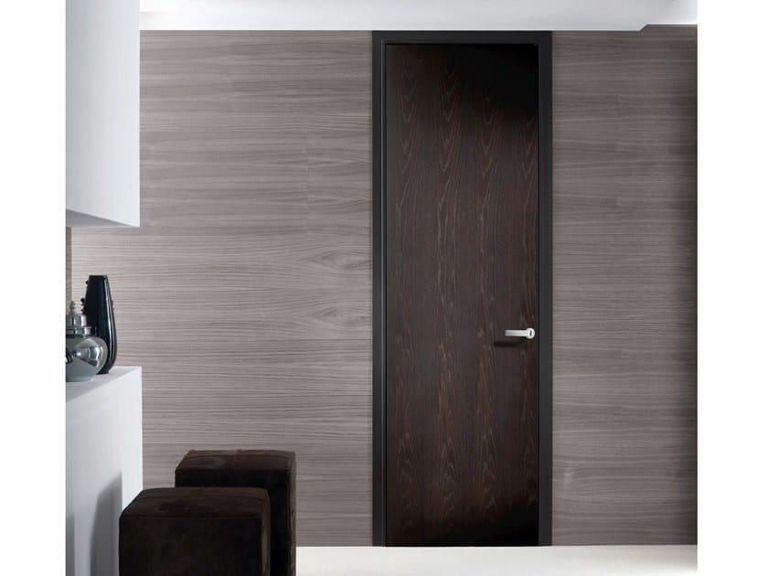Hinged wooden door LORD | Wooden door by Longhi
