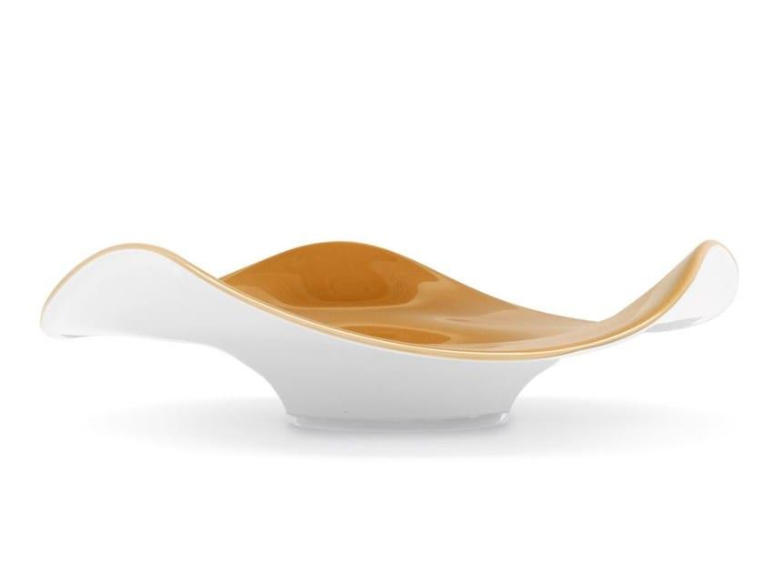 Centrotavola in vetro LORRAINE by Calligaris