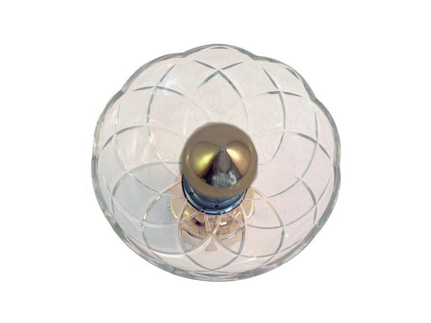 Glass wall light LOTTO-XS by Aromas del Campo