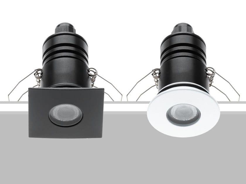 Faretto per esterno a LED da incasso LOTUS 2 by Flexalighting