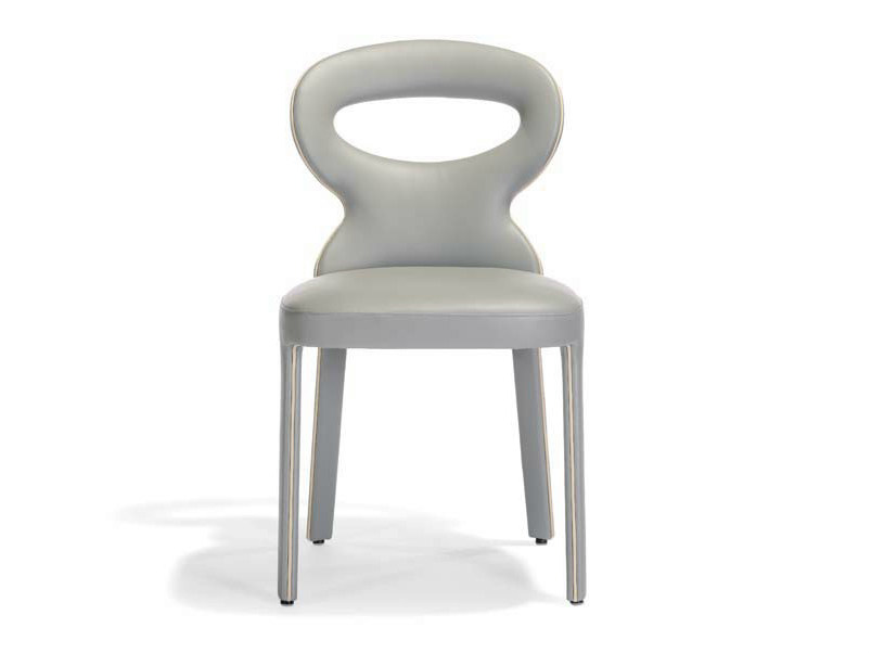 Upholstered chair LOTUS | Chair by Potocco