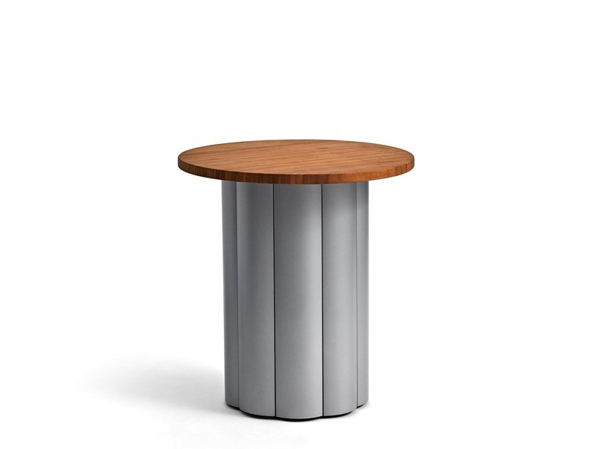 Round side table LOTUS | Side table by Kun Design